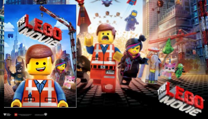 Gratis The LEGO Movie dvd
