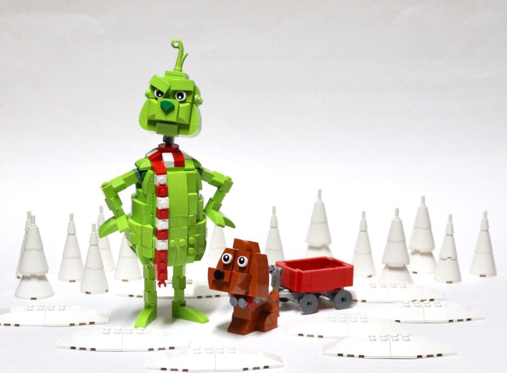 Grinch and Max - Miro Dudas