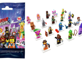 HD visuals LEGO Movie 2 CMF