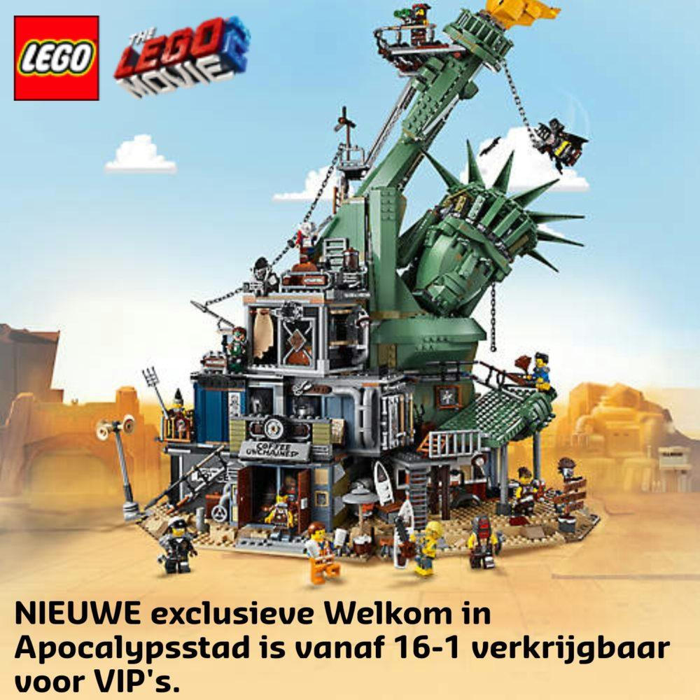 LEGO 70840 Banner