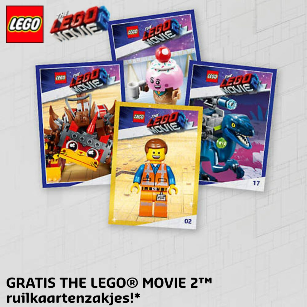 LEGO Movie 2 banner