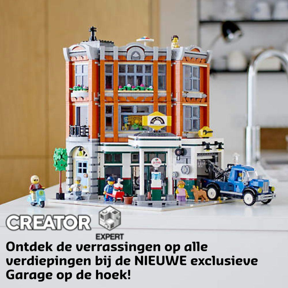 LEGO 10264 Banner