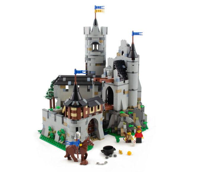 Finalisten AFOL Designer Program - Löwenstein Castle
