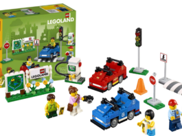LEGO 40347 Driving School