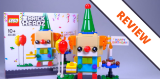 LEGO 40348 Birthday Clown