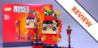 LEGO 40354 Dragon Dance Guy