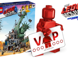LEGO 70840 Welcome to Apocalypseburg! VIP Early Access