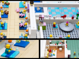 LEGO Bobby World