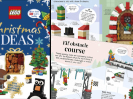 LEGO Christmas Ideas Book