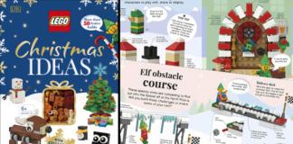 LEGO Christmas Ideas Book