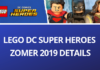 LEGO DC Super Heroes ZOMER 2019 DETAILS