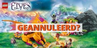 LEGO Elves geannuleerd