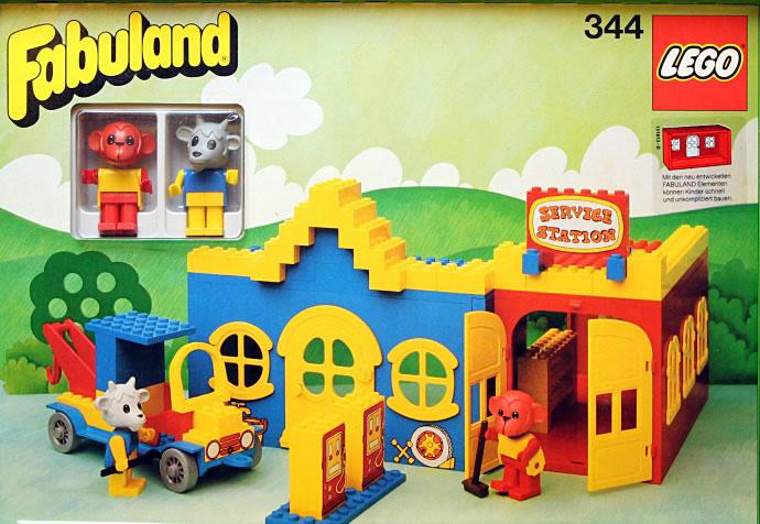LEGO Fabuland 344