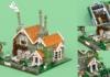 LEGO Ideas 1930's English Cottage