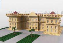 LEGO Ideas Museu Nacional bereikt 10.000 supporters