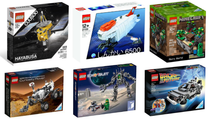 LEGO Ideas, het ontstaan_ LEGO CUUSOO