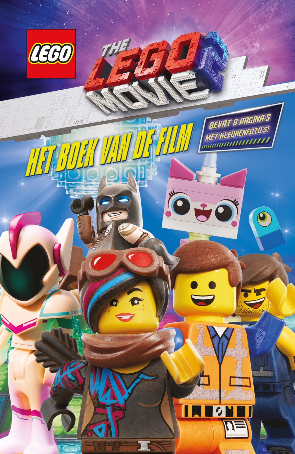 The LEGO Movie 2 Boek van de Film