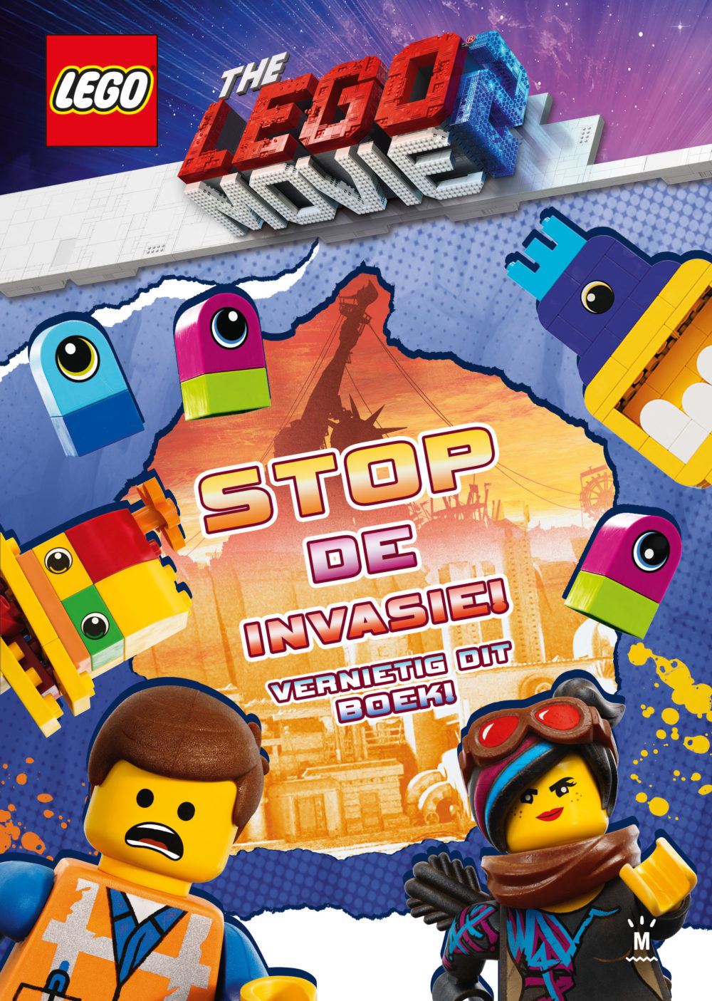 The LEGO Mvoei 2 Stop de Invasie