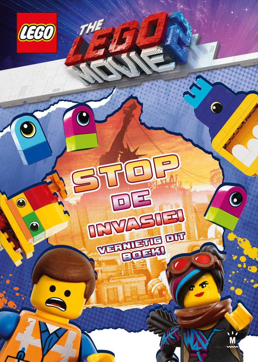 The LEGO Movie 2 Stop de Invasie