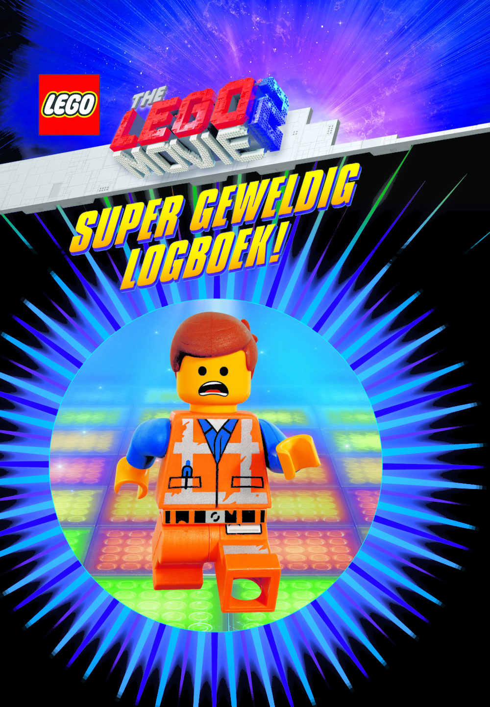 The LEGO Movie 2 Super Geweldige Logboek