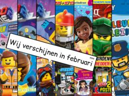 LEGO Magazines en boeken februari 2019
