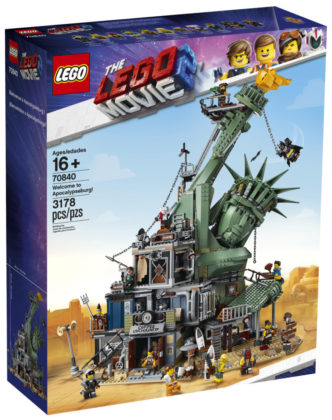 LEGO Movie 2 70840 Welcome to Apocalypseburg (1)