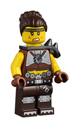 LEGO Movie 2 70840 Welcome to Apocalypseburg (2)