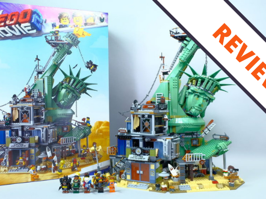 LEGO Movie 2 70840 Welcome to Apocalypseburg!