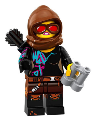 LEGO Movie 2 CMF Battle-Ready Lucy