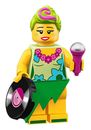 LEGO Movie 2 CMF Hula Lula