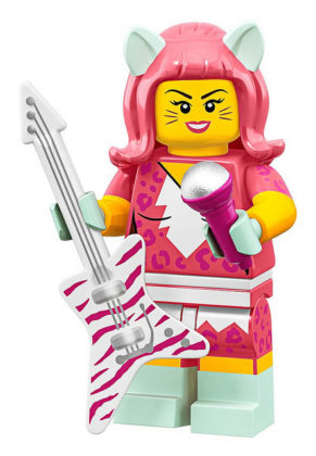 LEGO Movie 2 CMF Kitty Pop