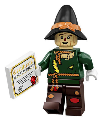 LEGO Movie 2 CMF Scarecrow