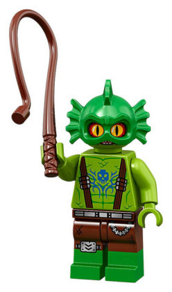 LEGO Movie 2 CMF The Swamp Creature