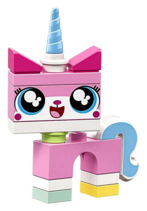 LEGO Movie 2 CMF Unikitty