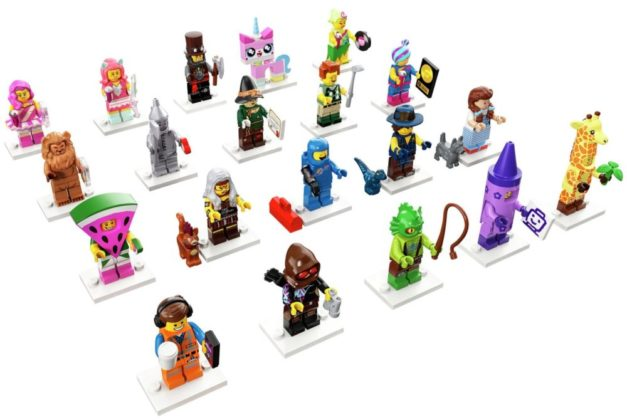 LEGO 71023 The LEGO Movie 2 CMF
