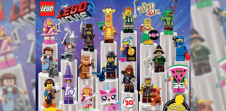 LEGO Movie 2 CMF opgedoken