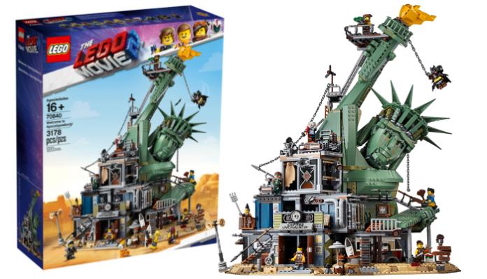 LEGO Movie 2 Welcome to Apocalypseburg