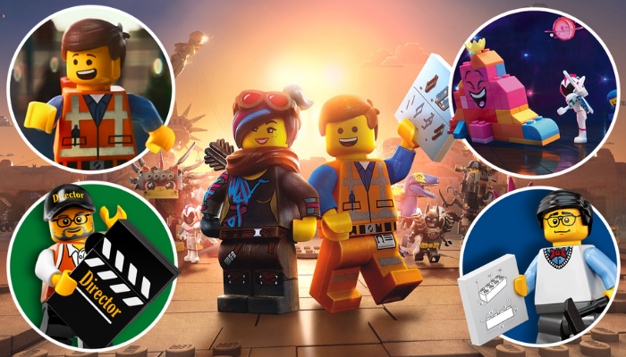 LEGO Movie Days in LEGO House