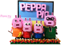 LEGO Peppa Pig