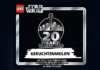 LEGO Star Wars 20th Anniversary sets bekend