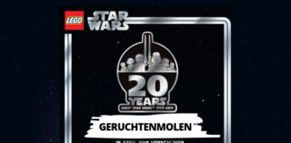 LEGO Star Wars 20th Anniversary sets bekend