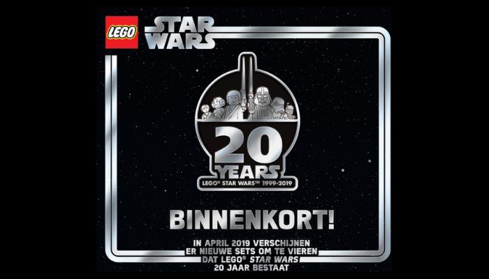 LEGO Star Wars 20th Anniversary sets