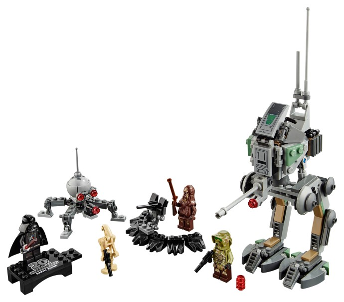 LEGO Star Wars 75261 Clone Scout Walker 20th Anniversary Edition