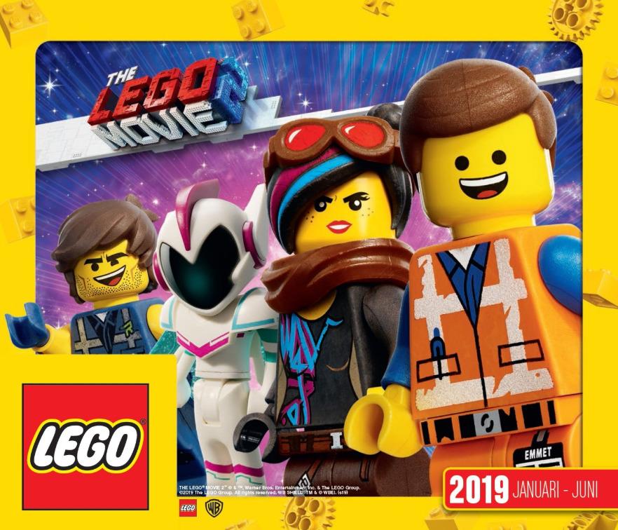 LEGO catalogus 1H 2019