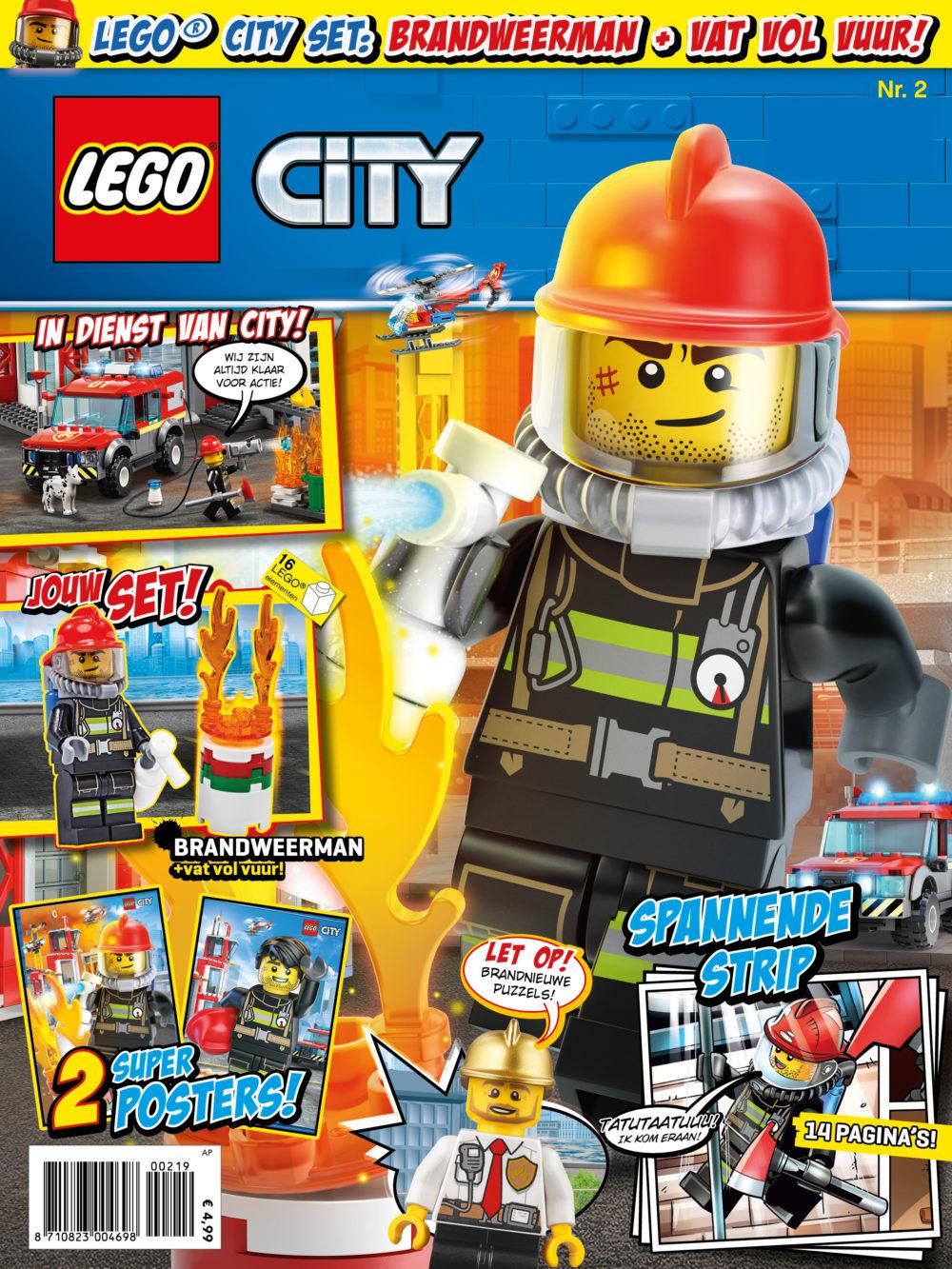 LEGO City Magazine 2 2019