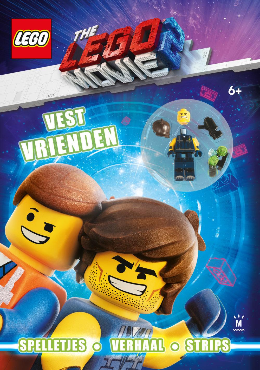 The LEGO Movie 2 Vest Vrienden