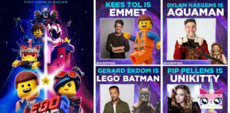 Nederlands stemmencast The LEGO Movie 2 bekend