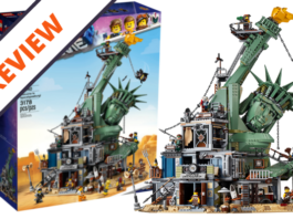 [Preview] LEGO Movie 2 Welcome to Apocalypseburg!