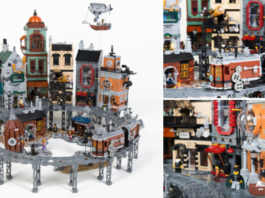 Steampunk Moon City - Dwalin Forkbeard