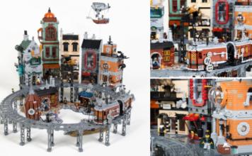 Steampunk Moon City - Dwalin Forkbeard
